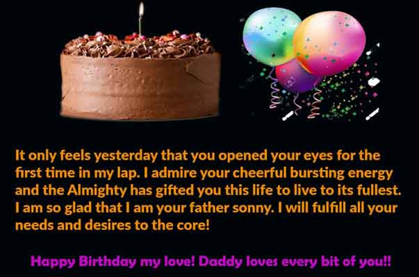 Autistic Special Child Heartwarming Birthday Wishes From Mom Dad