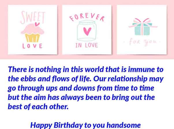 Plenty Of Happy Birthday Msgs To My Ldr Boyfriend Inspiring Funny And Sarcastic Too