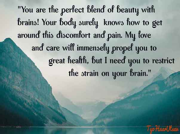 Get Well Good Health Quotes for GF