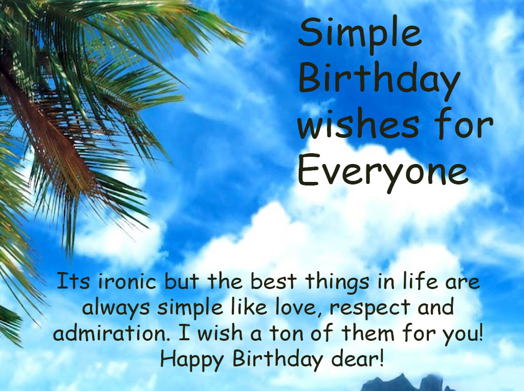 Simple-Birthday-Wishes